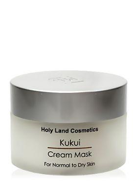 Holy Land Kukui Cream Mask for dry skin Питательная маска
