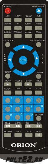 ORION PCDRS-835, PCDRS-836