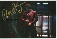 Автограф: Крис Пратт. Стражи Галактики