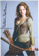 Автограф: Натали Портман. Your Highness