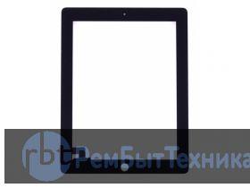 Apple Ipad 2 A1395 A1396 A1397 Сенсорный экран, тачскрин, сенсор, стекло - черное