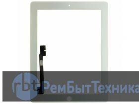 Apple Ipad 4 A1458 Сенсорный экран, тачскрин, сенсор, стекло белый