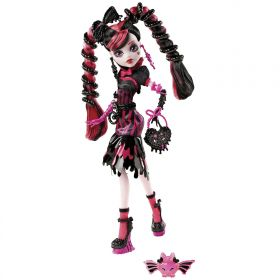Кукла Дракулаура (Draculaura), серия Сладкий кошмар, MONSTER HIGH