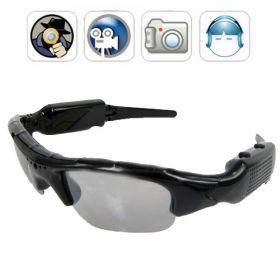 Cолнцезащитные очки с видеорегистратором