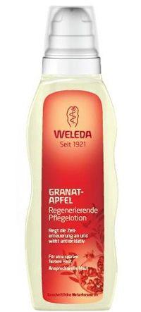 WELEDA Гранатовое восстанавливающее молочко для тела, 200 мл