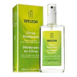 WELEDA Цитрусовый дезодорант, 100 мл