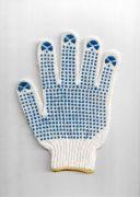 перчатки рабочие хб 3 нити 7 класс эконом