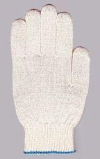перчатки рабочие хб 4 нити 10 класс люкс без пвх