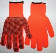 перчатки рабочие из акрила утепленные