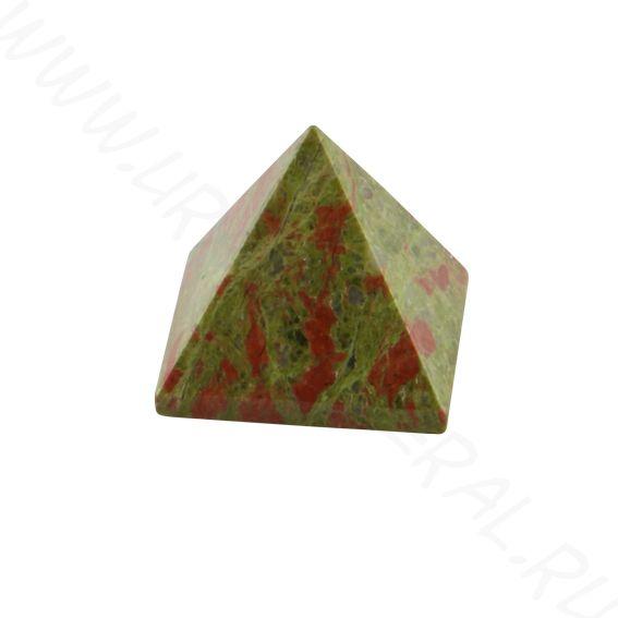 Пирамида - Унакит
