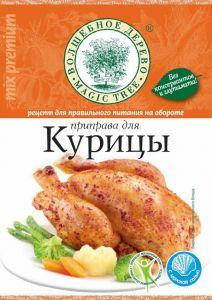 ВД Приправа для курицы с морской солью 30г