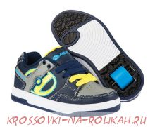 Роликовые кроссовки Heelys Flow 770236