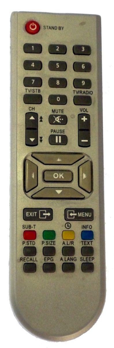 """Твое ТВ (Tvoe TV) HP-A409 """"Кабinet+ТВ"""" пульт для ресивера"""