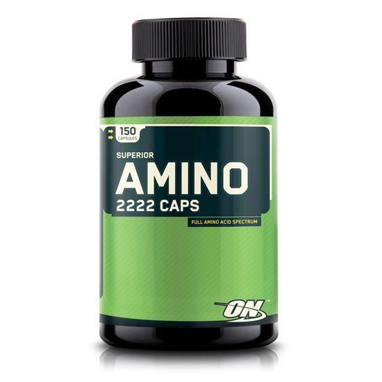 Superior Amino 2222 caps (150 кап.)