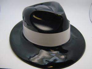 Шляпа Гангстера (пластик)