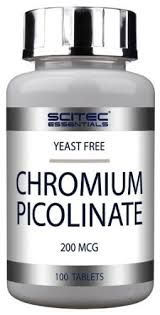 Scitec - Chromium Picolinate 100tab