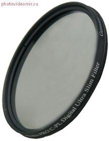 Фильтр поляризационный Phottix Premium Series C-PL Ultra Slim PRO Digital 55мм