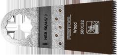 Пильное полотно по древесине HSB 50/45/J 5x