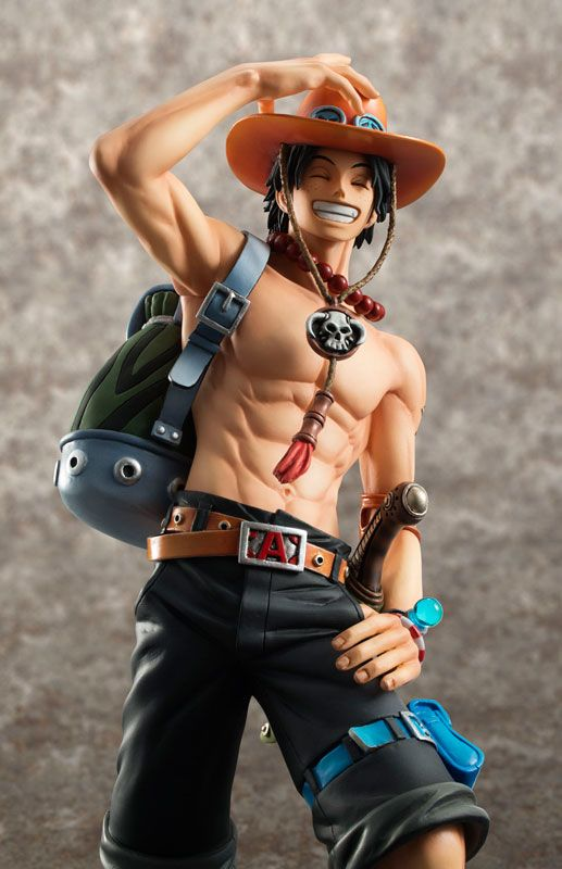 Фигурка One Piece: Portgas D. Ace 10th limited Ver.