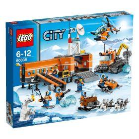 Lego City 60036 Арктическая база #