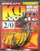Офсетный Крючок Decoy Hook Wide Worm 25