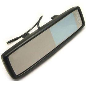 Зеркало заднего вида с монитором 4.3 дюйма - DX
