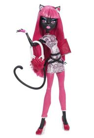 Кукла Кэтти Нуар (Catty Noir), серия Новый Скарместр, MONSTER HIGH