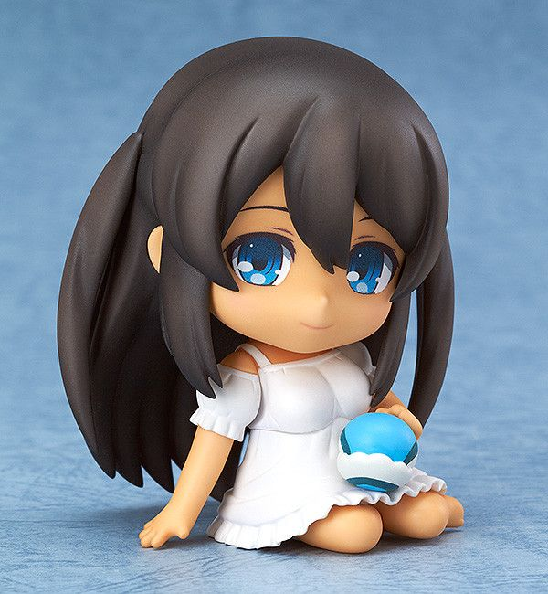 Фигурка Captain Earth: Nendoroid Mutou Hana