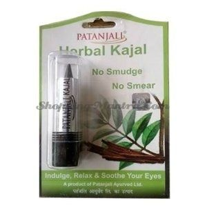 Каджал (сурьма) натуральный Патанджали Аюрведа (Divya Patanjali Kajal)