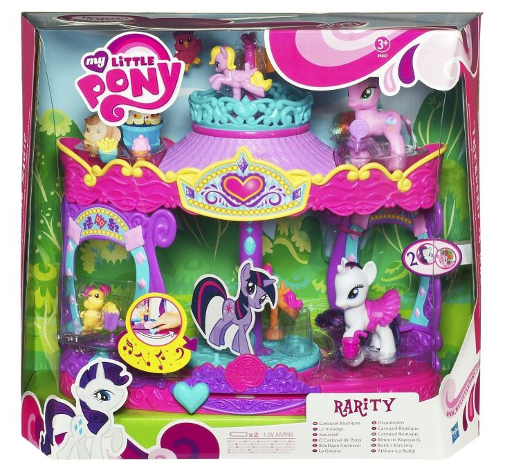 Карусель My Little Pony