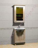 """Мебель для ванной комнаты из дерева """"Челси-1 АЛЕКС-60R береза"""""""