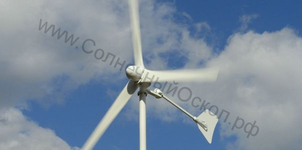 Ветрогенератор WH2.7- 500W