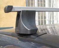 Багажник на крышу Honda CR-V (2007-11), Атлант, прямоугольные дуги