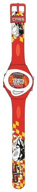 Часы наручные электронные Молния Маккуин
