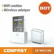 Мини USB WiFi адаптер COMFAST