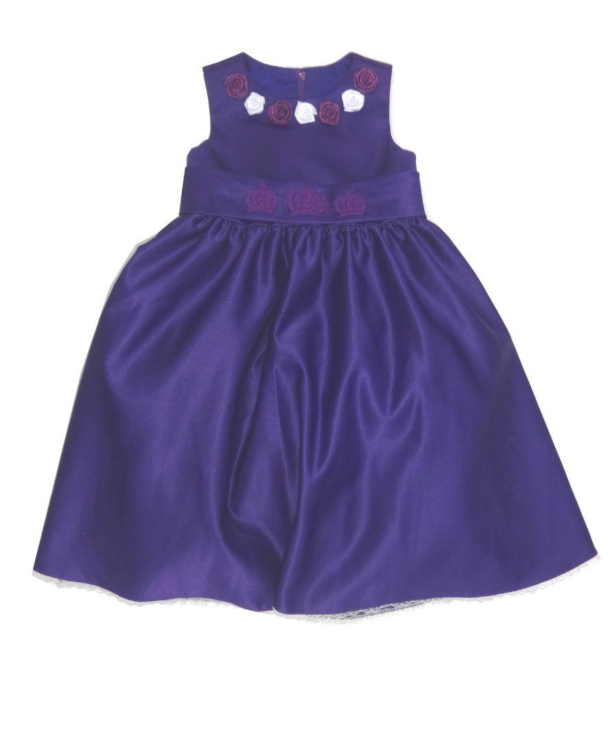 Нарядное платье для девочки 2 лет