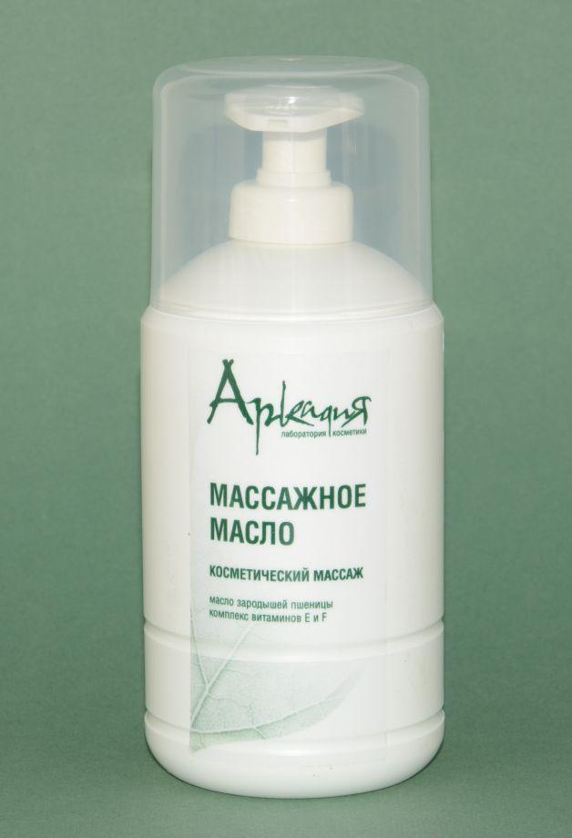 Массажное масло Косметический массаж, 500 мл