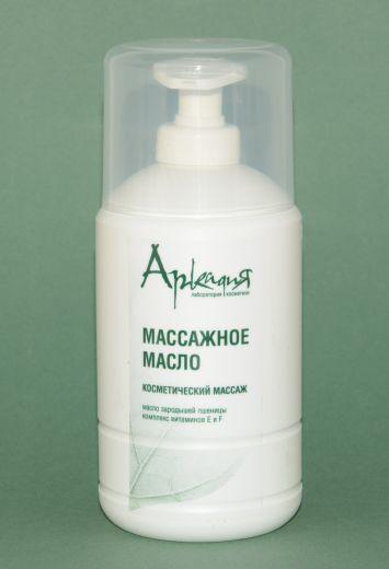 Массажное масло Косметический массаж, 300 мл