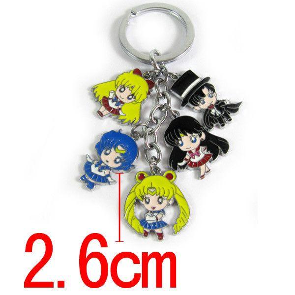 Брелок на ключи Sailor Moon