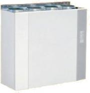 Приточно-вытяжная установка с рекуперацией тепла Systemair VX 700 EV