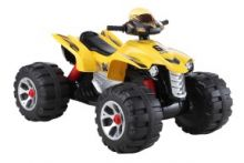 Детский электроквадроцикл BEACH CAR JS 318