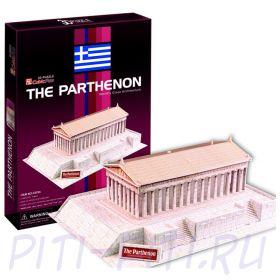 CubicFun. 3D пазлы. Соборы и храмы. Парфенон