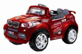 Детский электромибиль BMW X8 8899