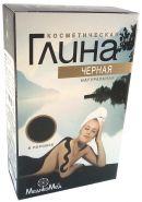 ГЛИНА. КОСМЕТИЧЕСКАЯ  ЧЕРНАЯ  (МЕДИКОМЕД)  100Г.