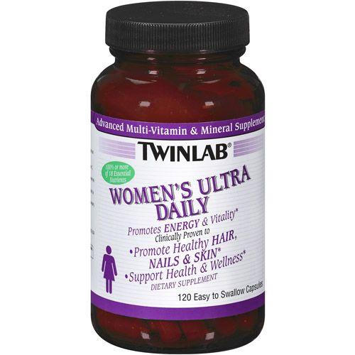 Twinlab - Women's Ultra Daily