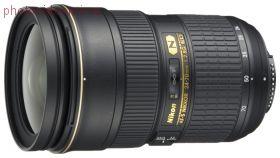Арендовать объектив Nikon AF-S 24-70mm f/2.8G ED Nikkor