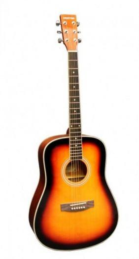 WOODCRAFT W-5/SB(WR) Гитара акустическая