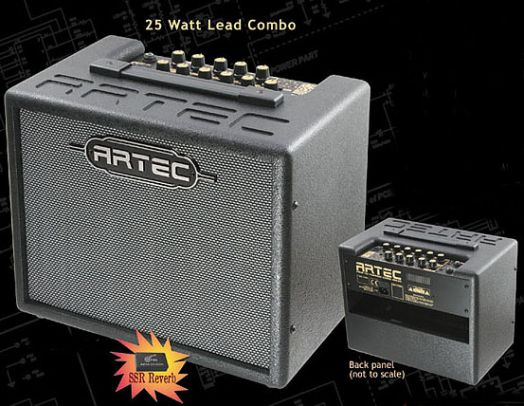 """ARTEC G-25R Комбо гитарный (8""""/25Вт)"""