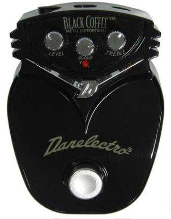 DANELECTRO DJ-21 Педаль гитарная Distortion