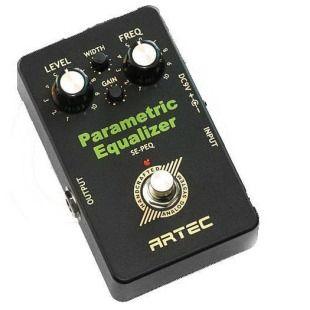 ARTEC SE-PEQ Parametric Equalizer Гитарный эквалайзер